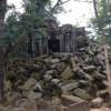 カンボジア旅行記 ベンメリア アンコール遺跡