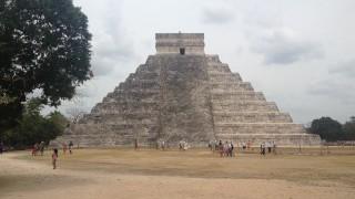 メキシコ ハネムーン(新婚旅行) チチェンイッツァ