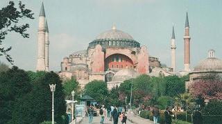 トルコ旅行記 イスタンブール アジアとヨーロッパにまたがる都市