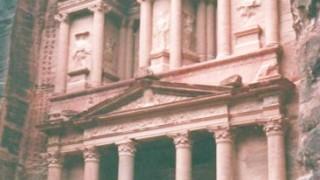 ヨルダン旅行記 世界遺産ペトラ遺跡