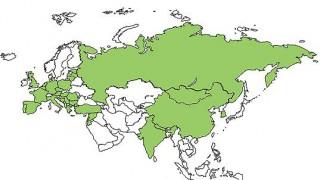 バックパッカー旅行記 ユーラシア大陸横断の旅へ
