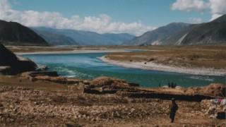 中国・チベット旅行記 鳥葬を見る
