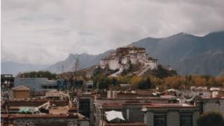 中国・チベット旅行記 ラサの世界遺産ポタラ宮