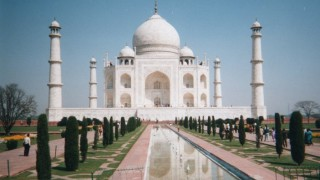 インド旅行記 世界遺産 白亜の霊廟タージマハル