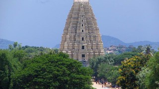 インド旅行記 世界遺産ハンピの建造物群