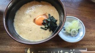 箱根旅行 はつ花でとろろそば 国内旅行記
