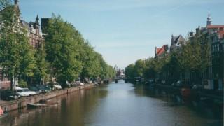 オランダ旅行記 首都アムステルダム 運河が美しい街