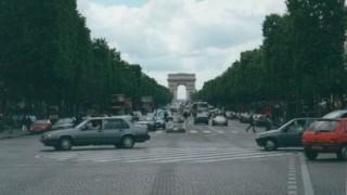 フランス旅行記 首都パリ