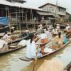 ミャンマー旅行記 インレー湖