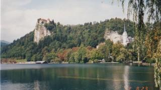 スロベニア旅行記 ブレッド湖 アルプスの瞳と呼ばれる美しい湖