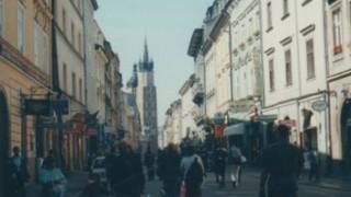 ポーランド旅行記 世界遺産の町クラクフ