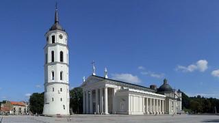 バルト三国 リトアニア旅行記 首都ビリニュス