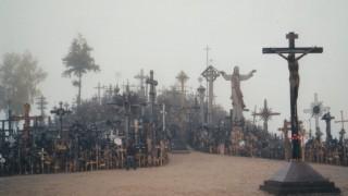 バルト三国 リトアニア旅行記 シャウレイの十字架の丘