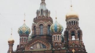 ロシア旅行記 サンクトペテルブルグ