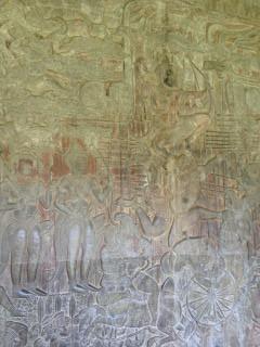 Angkorwatwall