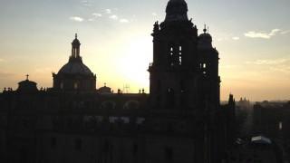 メキシコ ハネムーン(新婚旅行) メキシコシティ