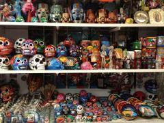 メキシコ ハネムーン(新婚旅行) メキシコシティをぶらぶら観光