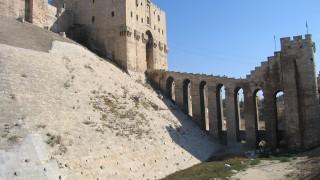 シリア旅行記 世界遺産アレッポ 石鹸が有名でした