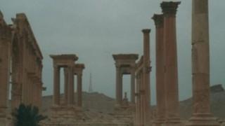 シリア旅行記 世界遺産パルミラ