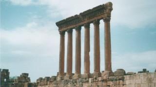 レバノン旅行記 世界遺産バールベックとビブロス