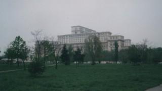 ルーマニア旅行記 首都ブカレスト