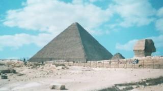 エジプト旅行記 世界遺産ギザのピラミッド