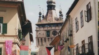 ルーマニア旅行記 世界遺産シギショアラ