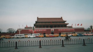 ユーラシア大陸横断旅行記 4度目の北京へ
