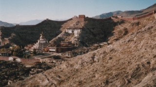 中国・チベット旅行記 ギャンツェ パンコル・チョーデとギャンツェ・ゾン
