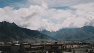 中国旅行記 ゴルムドからチベット ラサへ