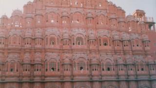 インド旅行記 ジャイプル(ピンクシティ)とアンベール城