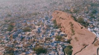 インド旅行記 ジョードプル(ブルーシティ)