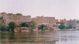 インド旅行記 湖の町ウダイプル