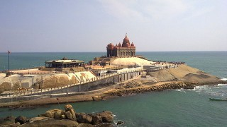 インド旅行記 最南端カニャクマリ