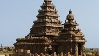 インド旅行記 世界遺産 マハーバリプラムの建造物群