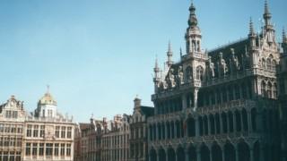 ベルギー旅行記 首都ブリュッセル-美食の町-