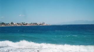 エジプト旅行記 アカバ湾のリゾート地ダハブ