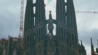 スペイン旅行記 バルセロナでサグラダファミリア