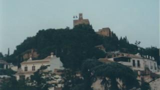 スペイン旅行記 グラナダとアルハンブラ宮殿