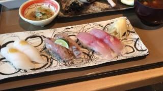 小田原のRYOでおいしい魚料理のランチ