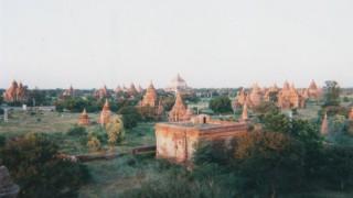 ミャンマー旅行記 三大仏教遺跡の一つ バガン