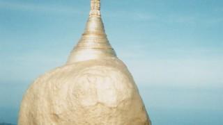 ミャンマー旅行記 チャイティーヨー・パゴダ (ゴールデンロック)