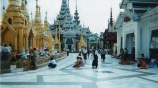 ミャンマー旅行記 最大の都市ヤンゴン