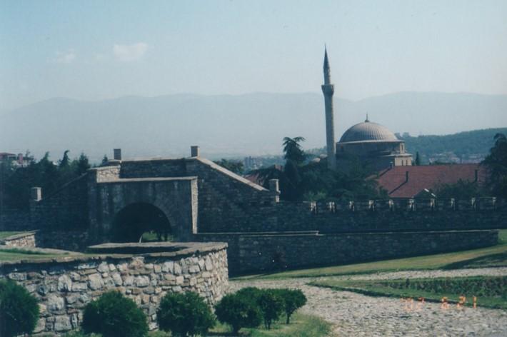 マケドニア旅行記 首都スコピエ