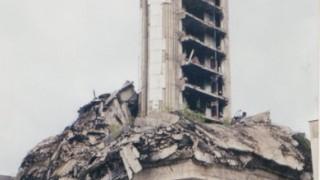 ボスニア・ヘルツェゴビナ旅行記 首都サラエボ
