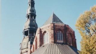 バルト三国 ラトビア旅行記 首都リガ